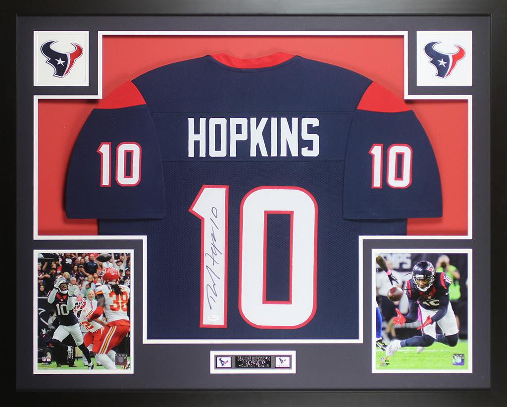deandre hopkins jersey stitched