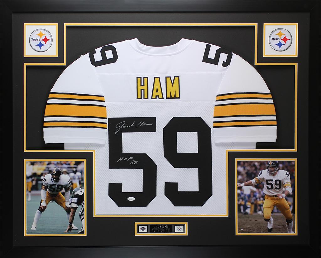 429b1e31b0a Details about Jack Ham Autographed