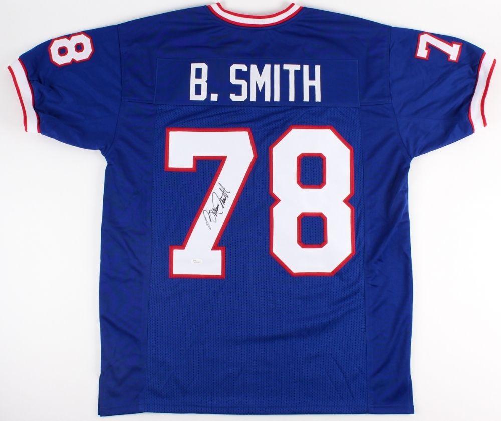 buffalo bills bruce smith jersey